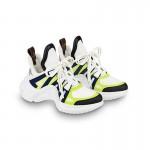 Louis Vuitton Archlight Ayakkabı Kadın Beyaz