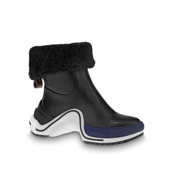 Louis Vuitton Archlight Ayakkabı Kadın Siyah