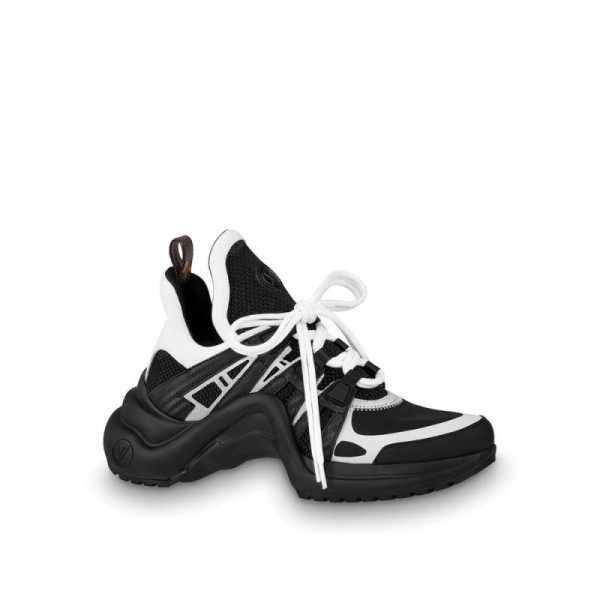 Louis Vuitton Archlight Ayakkabı Siyah Kadın