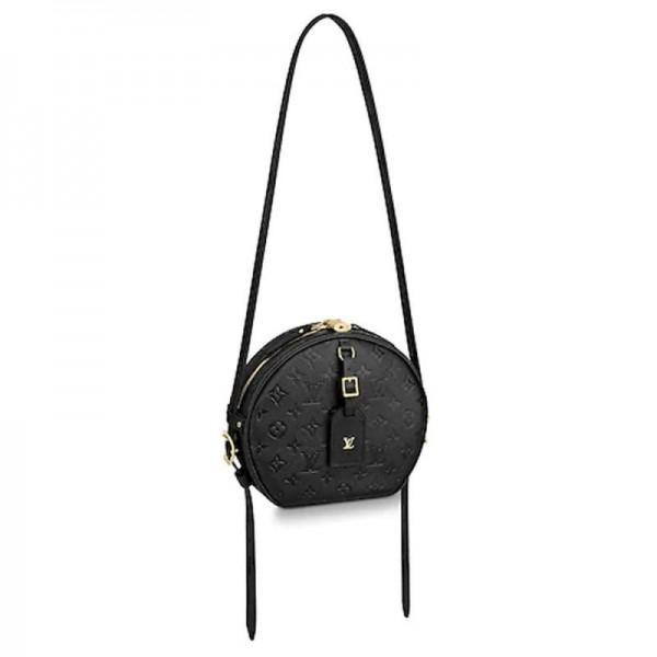 Louis Vuitton Boite Çanta Kadın Siyah