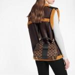 Louis Vuitton Bond Street Çanta Kadın Kahverengi