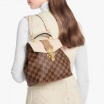 Louis Vuitton Clapton Çanta Kadın Kahverengi