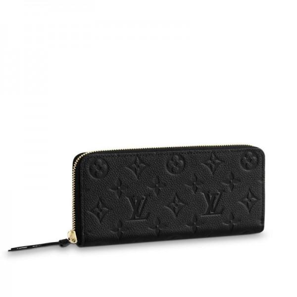 Louis Vuitton Clemence Cüzdan Kadın Siyah