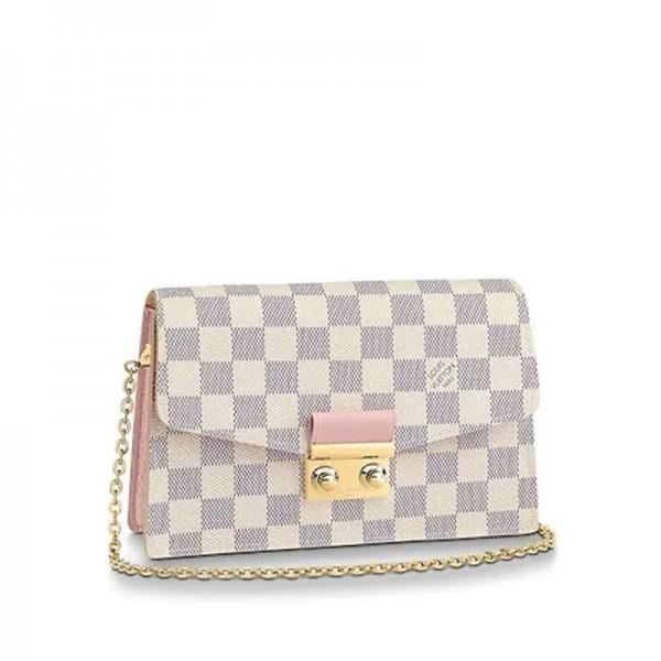 Louis Vuitton Croisette Çanta Kadın Beyaz