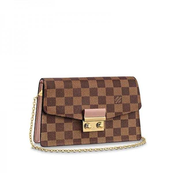 Louis Vuitton Croisette Çanta Kadın Magnolia
