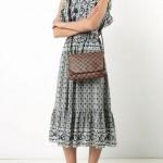 Louis Vuitton Crossbody Çanta Kahverengi Kadın