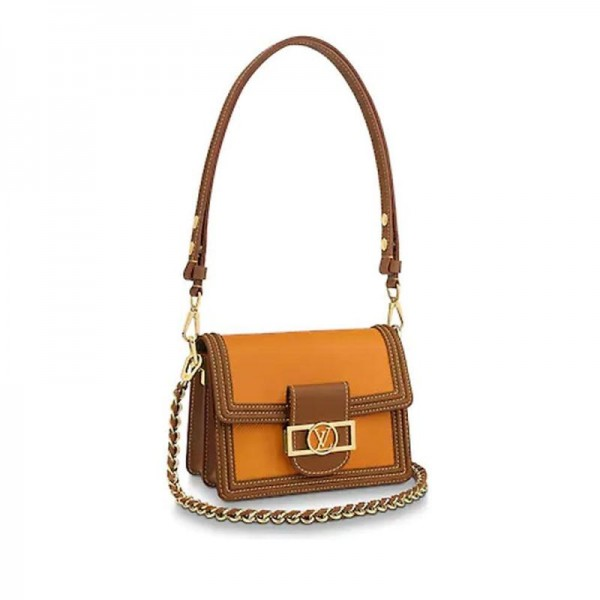 Louis Vuitton Dauphine Çanta Kadın Turuncu
