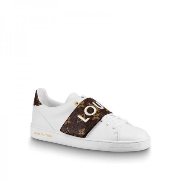 Louis Vuitton Frontrow Ayakkabı Kadın Beyaz