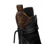 Louis Vuitton Laureate Platform Bot Kadın Siyah