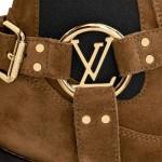 Louis Vuitton Limitless Ankle Bot Kadın Kahverengi