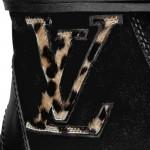 Louis Vuitton Lp Desert Bot Kadın Siyah