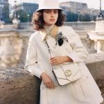 Louis Vuitton Lv Pont 9 Çanta Kadın Krem