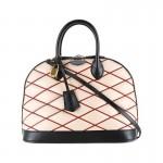 Louis Vuitton Malletage Çanta Siyah Kadın