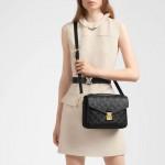 Louis Vuitton Metis Çanta Kadın Siyah