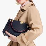 Louis Vuitton Monogram Çanta Kadın Lacivert