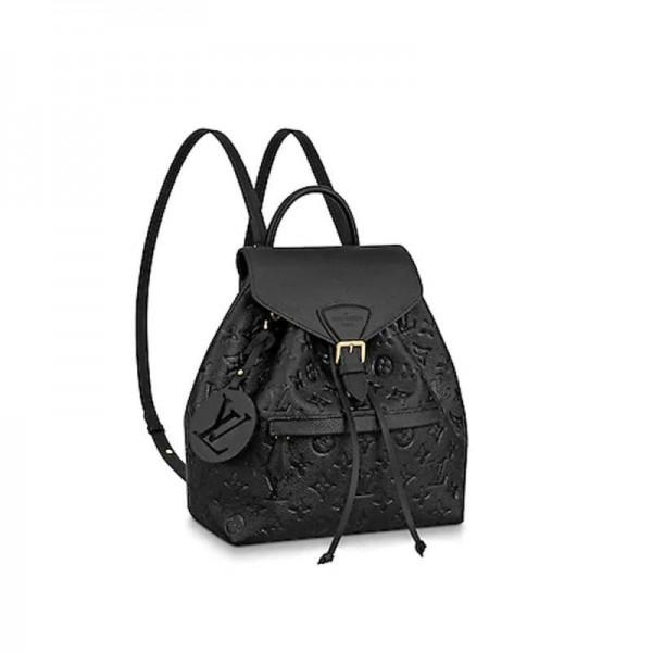 Louis Vuitton Montsouris Çanta Kadın Siyah
