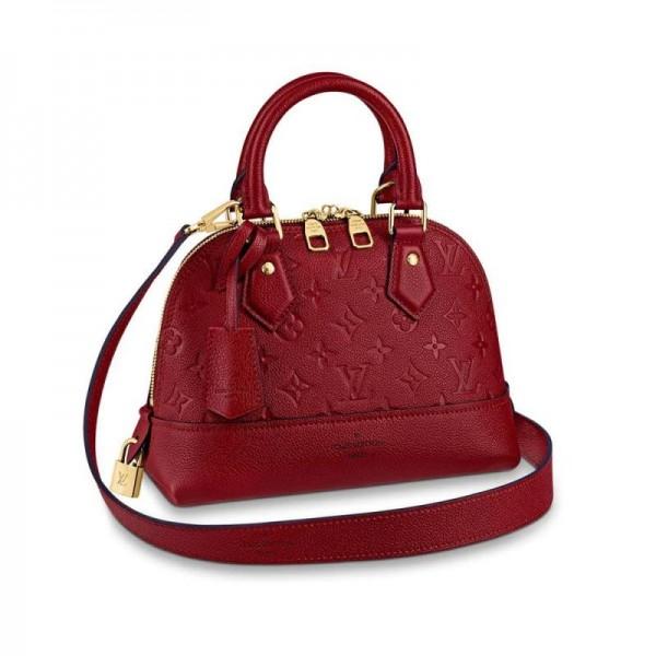 Louis Vuitton Neo Çanta Kadın Kırmızı