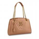 Louis Vuitton New Wave Çanta Kadın Krem
