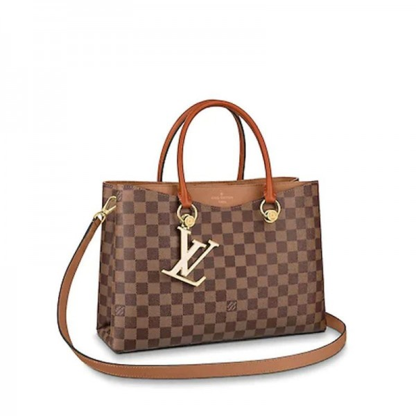 Louis Vuitton Riverside Çanta Kadın Bej