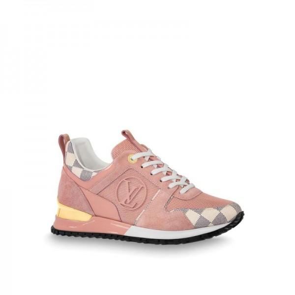 Louis Vuitton Run Away Ayakkabı Pembe Kadın