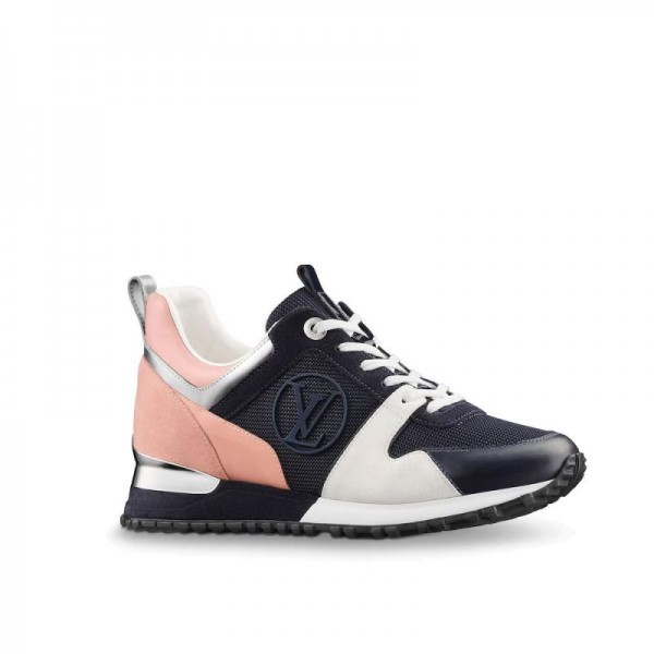 Louis Vuitton Run Away Ayakkabı Siyah Kadın