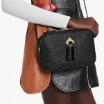 Louis Vuitton Saintonge Çanta Kadın Siyah