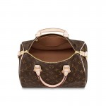 Louis Vuitton Speedy Çanta Kadın Kahverengi