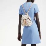 Louis Vuitton Sperone Çanta Kadın Beyaz