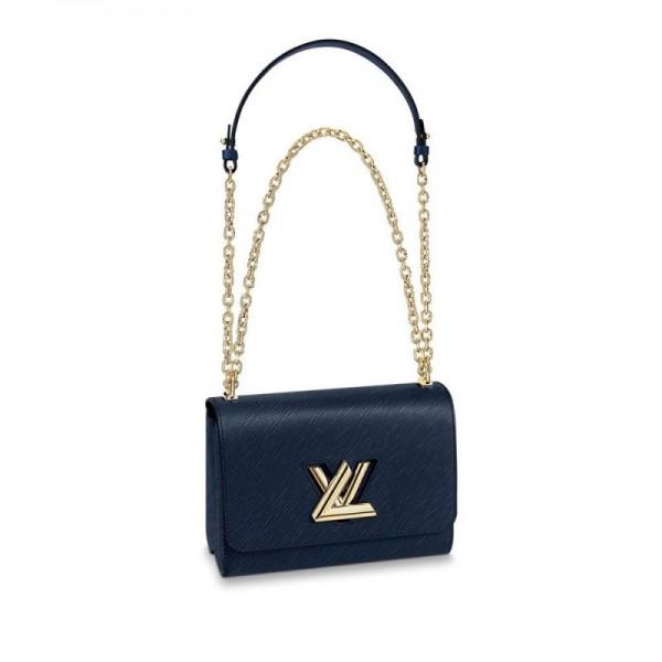 Louis Vuitton Twist Çanta Kadın Lacivert