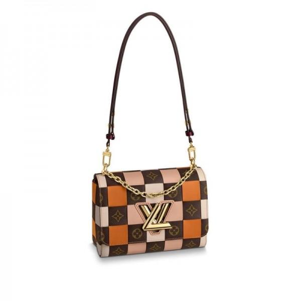 Louis Vuitton Twist Çanta Kadın Turuncu