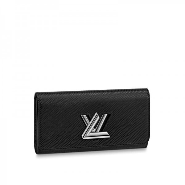 Louis Vuitton Twist Cüzdan Kadın Siyah