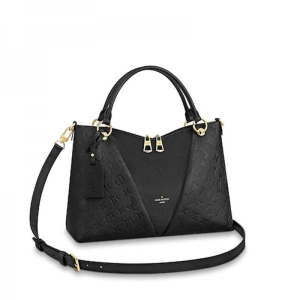 Louis Vuitton V Tote Çanta Kadın Siyah