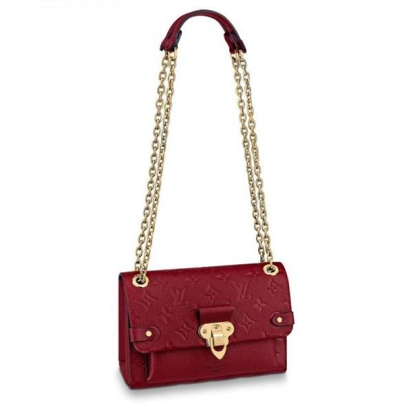 Louis Vuitton Vavin Çanta Kadın Kırmızı