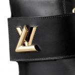 Louis Vuitton Wonderland Bot Kadın Siyah