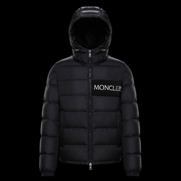 Moncler Aiton Mont Siyah Erkek