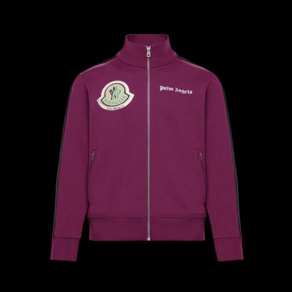 Moncler Cardigan Sweatshirt Unisex Mor