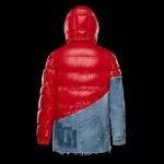 Moncler Collide Maya Mont Kırmızı Erkek