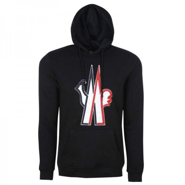 Moncler Grenoble Sweatshirt Erkek Siyah