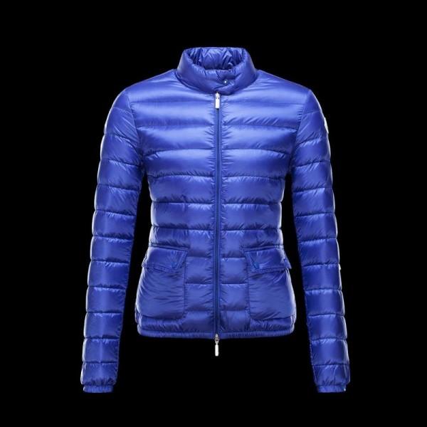Moncler Lans Mont Mavi Kadın