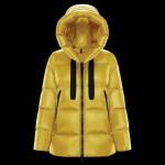 Moncler Serin Mont Sarı Kadın