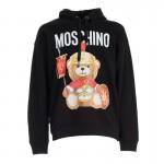 Moschino Tedy Sweatshirt Kadın Siyah