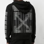 Off White Scaffold Sweatshirt Erkek Siyah