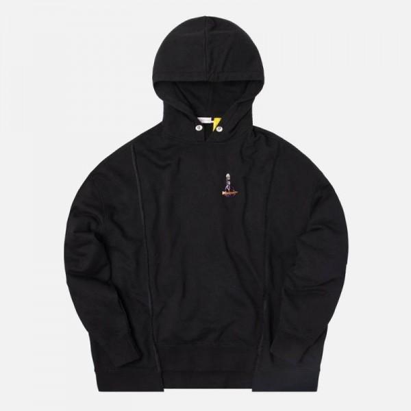 Palm Angels 8 Moncler Sweatshirt Siyah