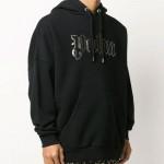 Palm Angels Glow Sweatshirt Siyah