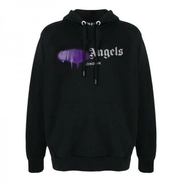 Palm Angels London Sweatshirt Siyah