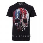 Philipp Plein Cesar Tişört Siyah Erkek