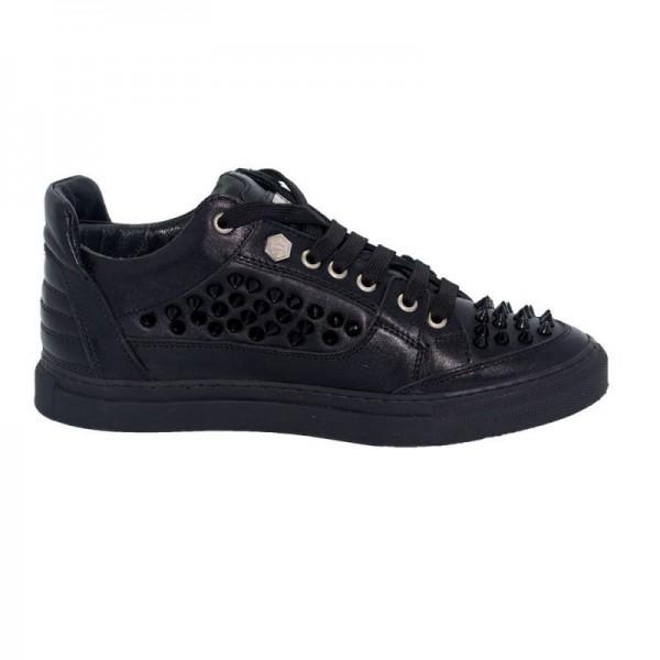 Philipp Plein Classic Ayakkabı Black Erkek