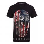 Philipp Plein Dan Tişört Siyah Erkek