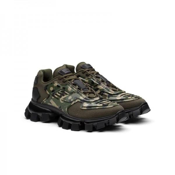 Prada Cloudbust Ayakkabı Erkek Yeşil