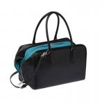 Prada İnside Bag Çanta Mavi Kadın